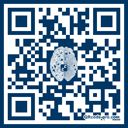 QR code with logo 37R20