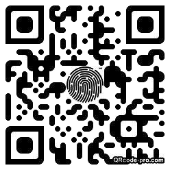 QR code with logo 38Kh0