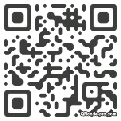 QR code with logo 38Uc0