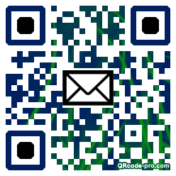 QR code with logo 39S70