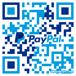 QR code with logo 3aFw0