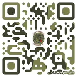 QR code with logo 3aGw0
