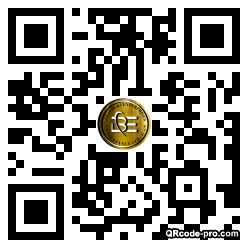 QR code with logo 3bbR0