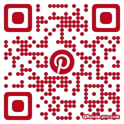 QR code with logo 3bep0