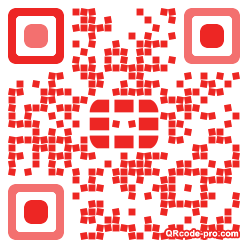 QR code with logo 3bhc0