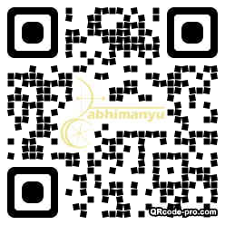 QR code with logo 3buE0