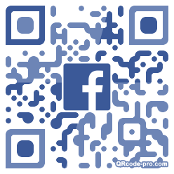 QR code with logo 3cCd0