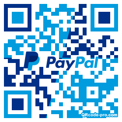 QR code with logo 3ezw0