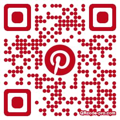 QR code with logo 3f0L0