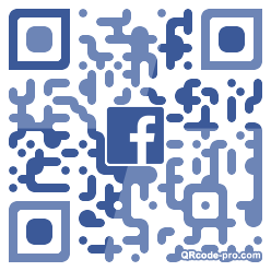 QR code with logo 3f370