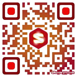 QR code with logo 3fiG0
