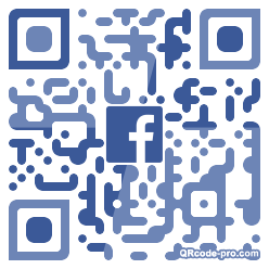 QR code with logo 3fif0