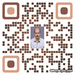 QR code with logo 3hSK0