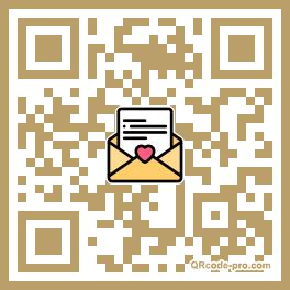 QR code with logo 3iJ20