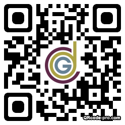 QR code with logo 6X00