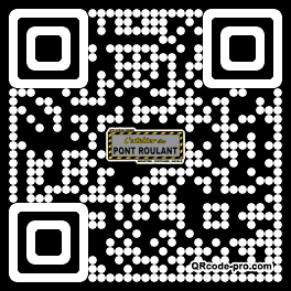 QR code with logo 70h0