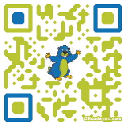 QR code with logo 75t0