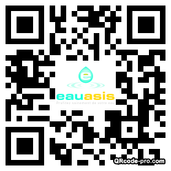QR code with logo 7R00