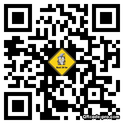 QR code with logo 7We0