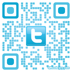 QR code with logo 7Z30