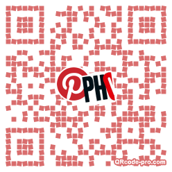 QR code with logo 7cp0