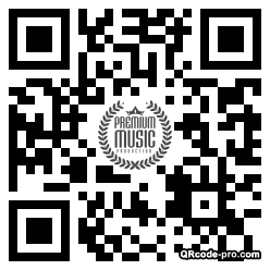 QR code with logo 8l00