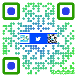 QR code with logo 8l90