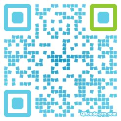 QR code with logo 8o60