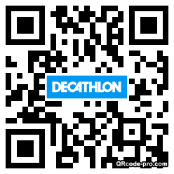 QR code with logo 8rd0