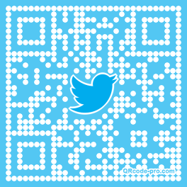 QR code with logo 8re0