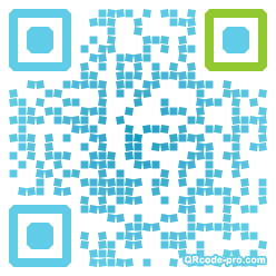 QR code with logo 91W0