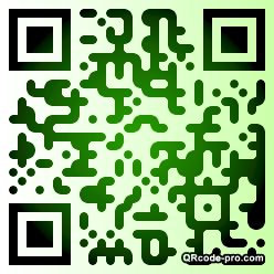 QR code with logo 95T0