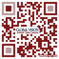 QR code with logo 9Lo0