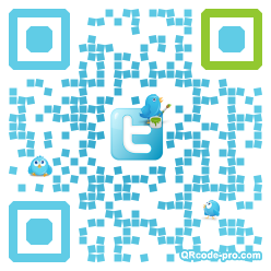 QR code with logo 9gd0