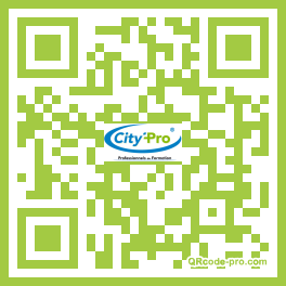 QR code with logo 9me0