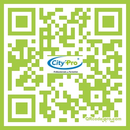 QR code with logo 9mg0