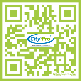 QR code with logo 9mn0