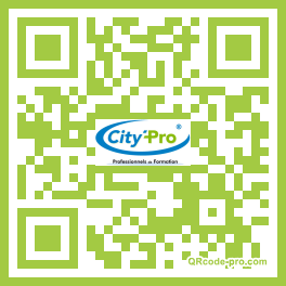 QR code with logo 9mo0