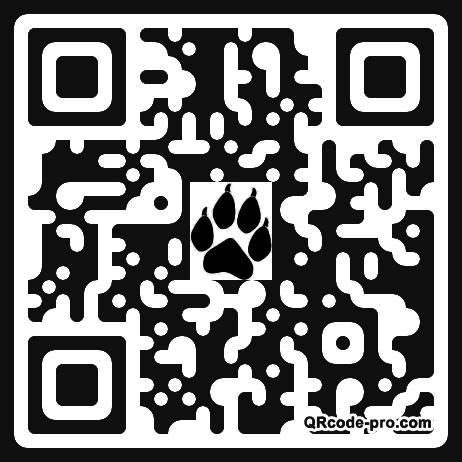 QR code with logo 9oD0
