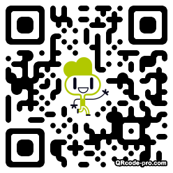 QR code with logo 9uH0