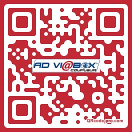 QR Code Design AJX0