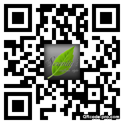 QR code with logo APp0