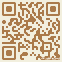 QR code with logo AVv0