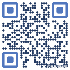 QR code with logo Ag90
