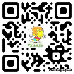 QR Code Design Ari0