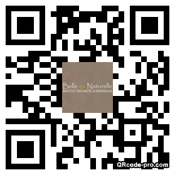 QR code with logo BEf0