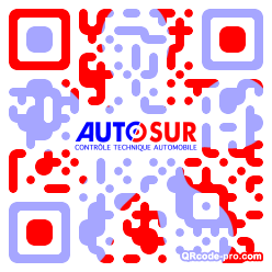 QR code with logo BFz0
