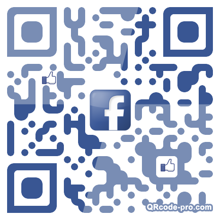 QR code with logo BQc0