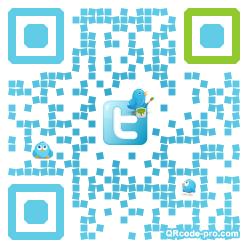 QR code with logo C5b0