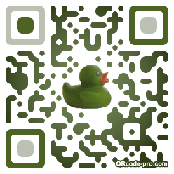 QR code with logo CXs0